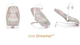 Joie Dreamer™. Обзор. Инструкция по применению и уходу.