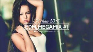 EDM 2016 Electro House & Dance MEGAMIX #1 [35min Mix] ★