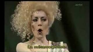 Rameau, Platée, Scène de La Folie