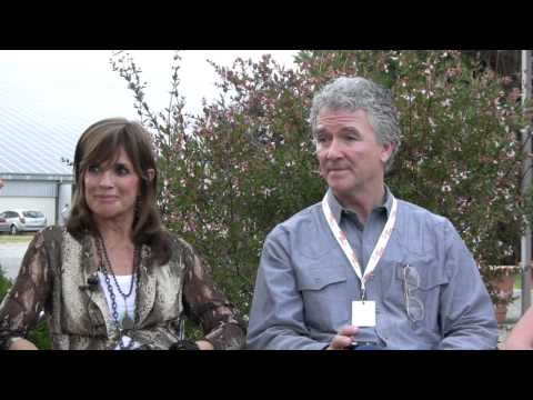 Linda Gray, Patrick Duffy, Sheree J Wilson and Steve Kanaly talk music and Dallas TNT