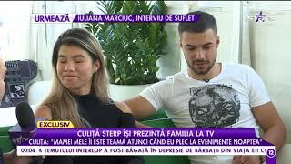 Culita Sterp si fratii lui - interviu exclusiv la Agentia VIP