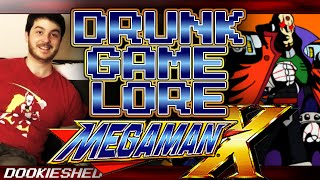 The Mega Man X Story Animation • Drunk Game Lore • Mega Man May 2016