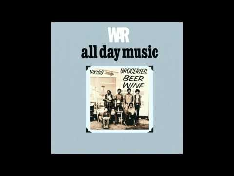 All Day Music (Song) by War