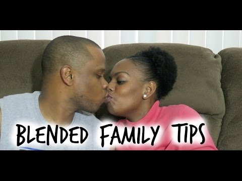 HOW WE COPE WITH BEING A BLENDED FAMILY