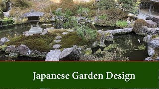 Japanese Garden Design - Basic Principles And Ideas For Small And Large Gardens.