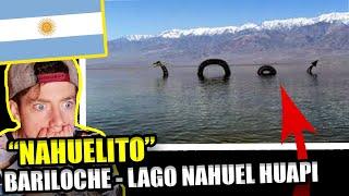 """La Horrible Leyenda """"NAHUELITO"""" Criatura vista en BARILOCHE / LEYENDA ARGENTINA 🇦🇷"""