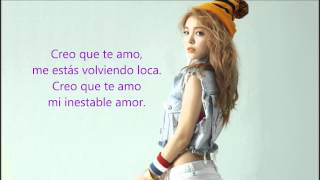 [SUB ESPAÑOL] Ailee -  Tears Stole The Heart