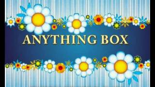 ANYTHING BOX-EVERY SINGLE DAY.WMV
