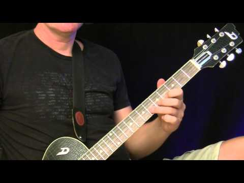 Guitar Lesson - Jazz Blues Essentials