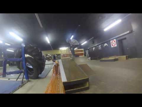 Treehouse Skatepark Rockford IL