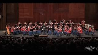 "KHACHATURIAN Masquerade Mvt. 1. Waltz - ""The President's Own"" U.S. Marine Band - Tour 2016"