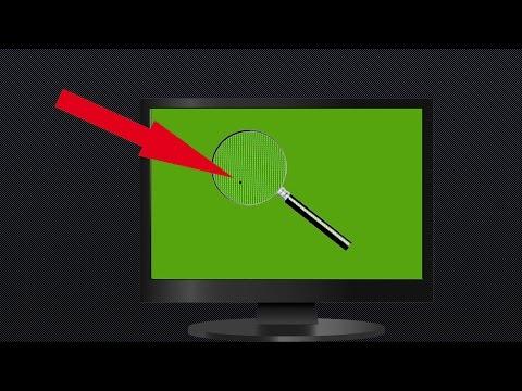 можно ли вернуть монитор если есть битые пиксели