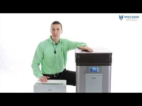 MED-Line Ideal Air Purifiers by MBM