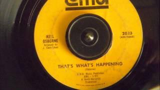 KELL OSBORNE - THAT'S WHAT'S HAPPENING