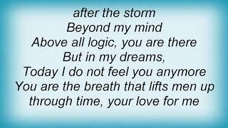 Andrea Bocelli - Tu Ci Sei Lyrics