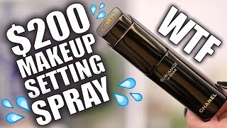 $200 MAKEUP SETTING SPRAY ... WTF???