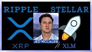 RIPPLE NEWS Jed McCaleb... about RIPPLE & STELLAR