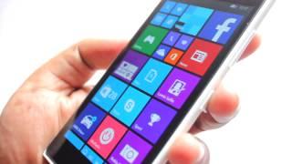 Nokia Lumia 730 Dual Sim Unboxing & Hands On