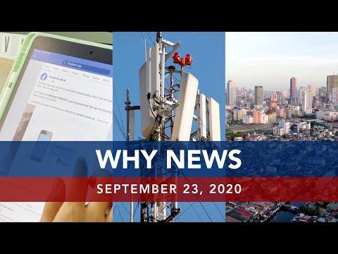 [UNTV]  UNTV: Why News | September 23, 2020