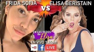Frida Sofia vs Elisa Beristain - En Las Redes de Elisa (Live)