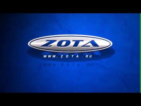 ZOTA «Lux» - Настройка t°С теплоносителя