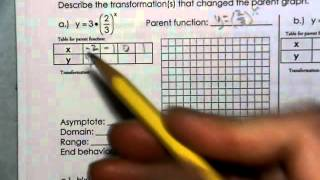 Ch7 2 Notes   Graphing Exponential Decay Functions