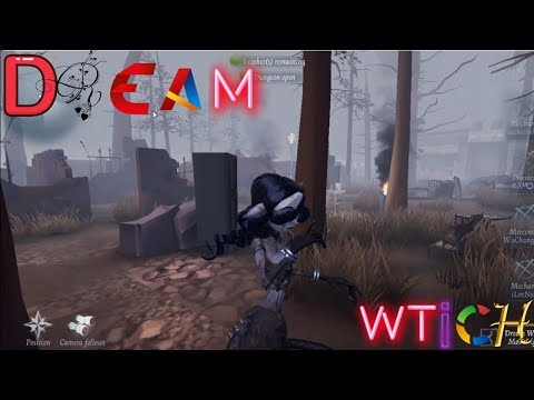 Dream Witch Gaymeplay - Identity V