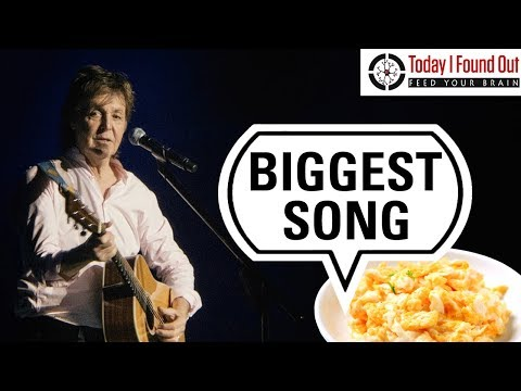 Paul McCartney's Scrambled Eggs which Evolved Into One of the Most Recorded Songs of All Time