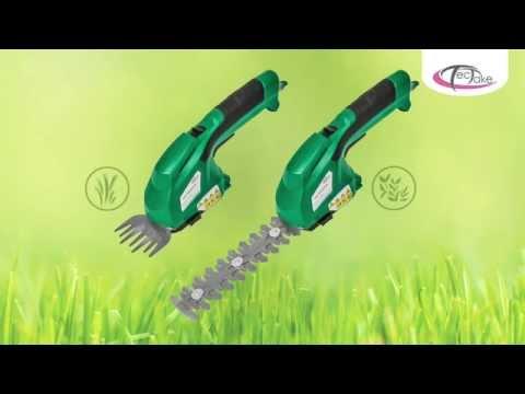 Heckenschere, Rasenschere | TecTake