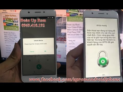 OPPO R9s Plus Bypass FRP By Code - смотреть онлайн на Hah Life