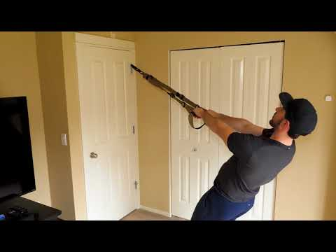 How to do a TRX Front Raise