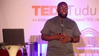 A former UBS trader who took responsibility for a $2.3bln trading loss   Kweku Adoboli   TEDxTudu