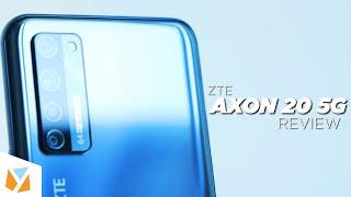 ZTE Axon 20 5G Review