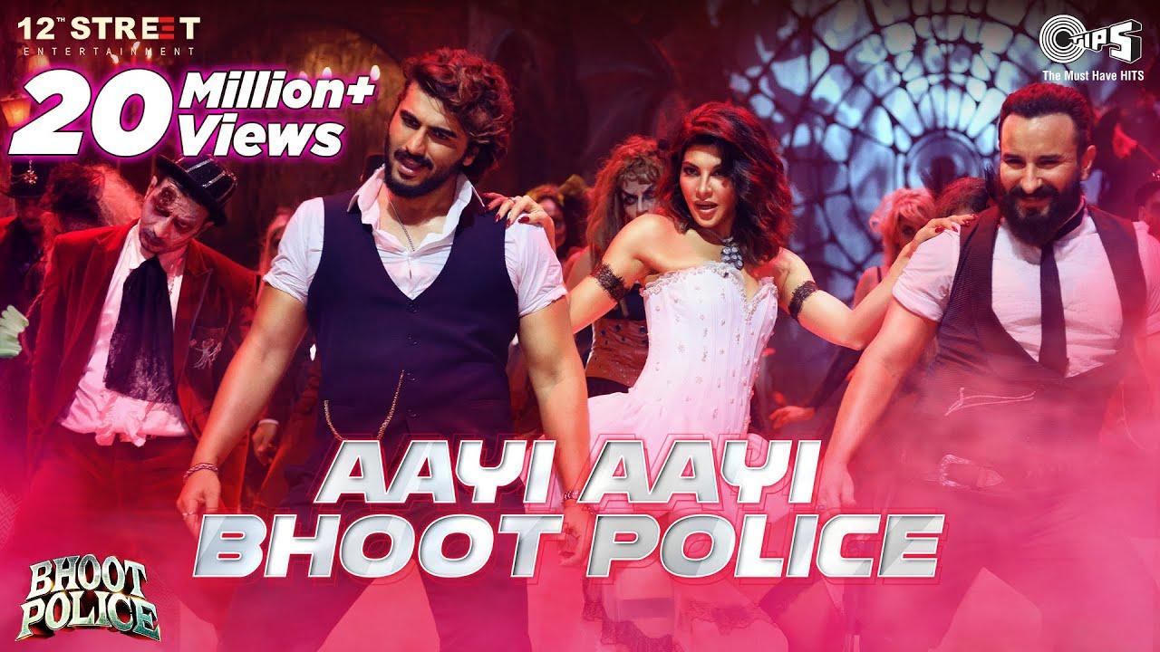 AAYI AAYI BHOOT POLICE LYRICS – SAIF ALI KHAN| Vishal Dadlani, Sunidhi Chauhan, Mellow D Lyrics
