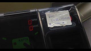 preview picture of video 'Неработающий валидатор и хамство со стороны водителя'