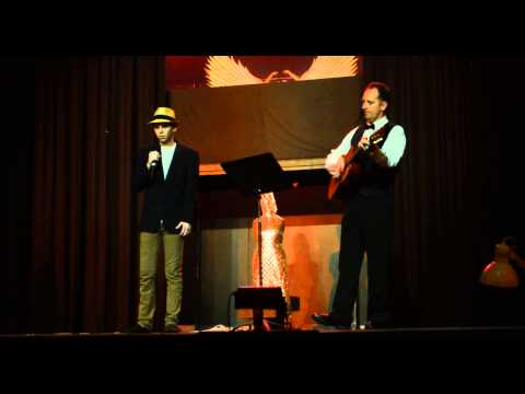 Johnny Cash Hurt Cover By Bayden Redshaw (Live At Albany Oscars 6/12/2013)