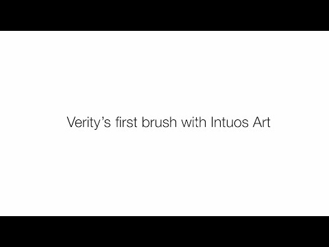 Wacom Intous Art Pen and Touch Tablet