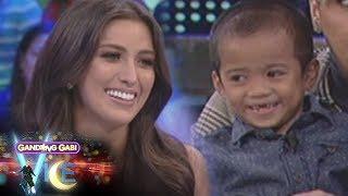 GGV: Carlo Mendoza gets mesmerized by Rachel Peters' beauty