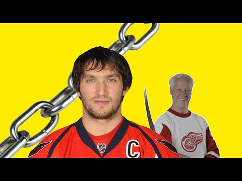FIVE UNBREAKABLE NHL RECORDS