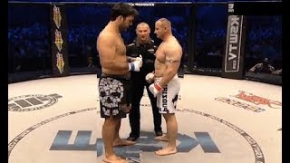 "50 YO Beats MMA Fighter Who Beat ""Worlds Strongest Man"""