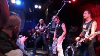 Anti-Nowhere League - Long Live Punk @ Waterfront