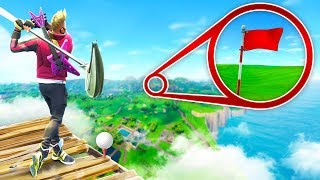 EPIC *MAX* Height Golf Shots in Fortnite Battle Royale!