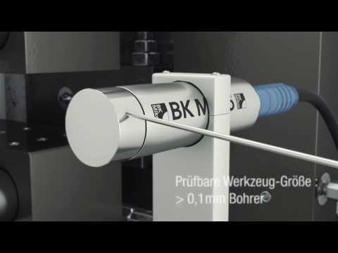 BK Mikro Werkzeugkontrolle