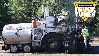 Paver for Children | Kids Truck Video - Paver