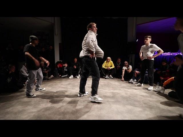 RASCO & AYA VS ANGE & MARLONE / FINALE 2vs2 Breakdance / Trocke Dance Battle 8