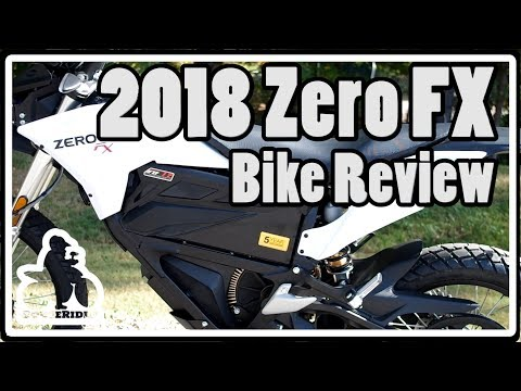 2018 Zero FX – Bike Review