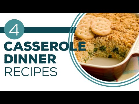 All About Casseroles - Paula's Home Cooking - Full Episode