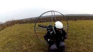 preview picture of video 'Paralotnie PPG Bielsk Podlaski'