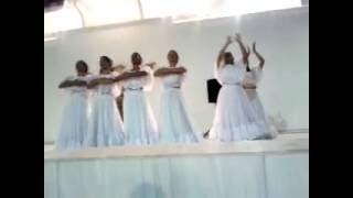 Gfu Colombia Viva: Bullerengue - Danza