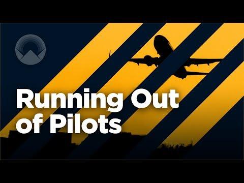 Blíží se nedostatek pilotů? - Wendover Productions